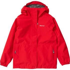 Marmot Minimalist Jacket Boys team red